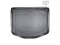Коврик в багажник Ford C-Max 2003-2010 п/е NorPlast автомобильные автоковрики резиновые в авто