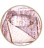 Детская классическая коляска для кукол и пупсов с зонтиком и регулируемым козырьком 82033 красная, фото 5