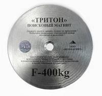 Поисковый неодимовый магнит F400, 600кг, Тритон, ООО НЕОМАГНИТ, суперкачество+трос