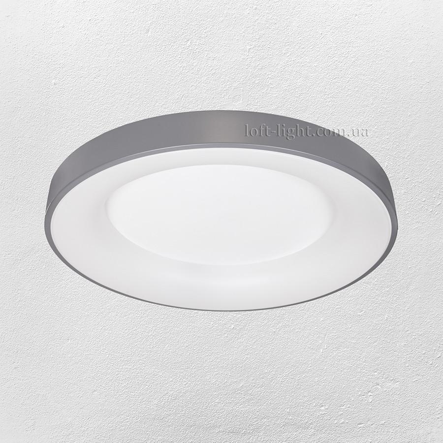 Люстра потолочная светодиодная  52-L59 GRAY