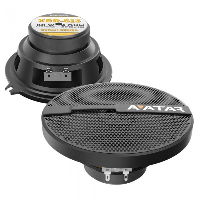 Коаксіальна акустика AVATAR XBR-513