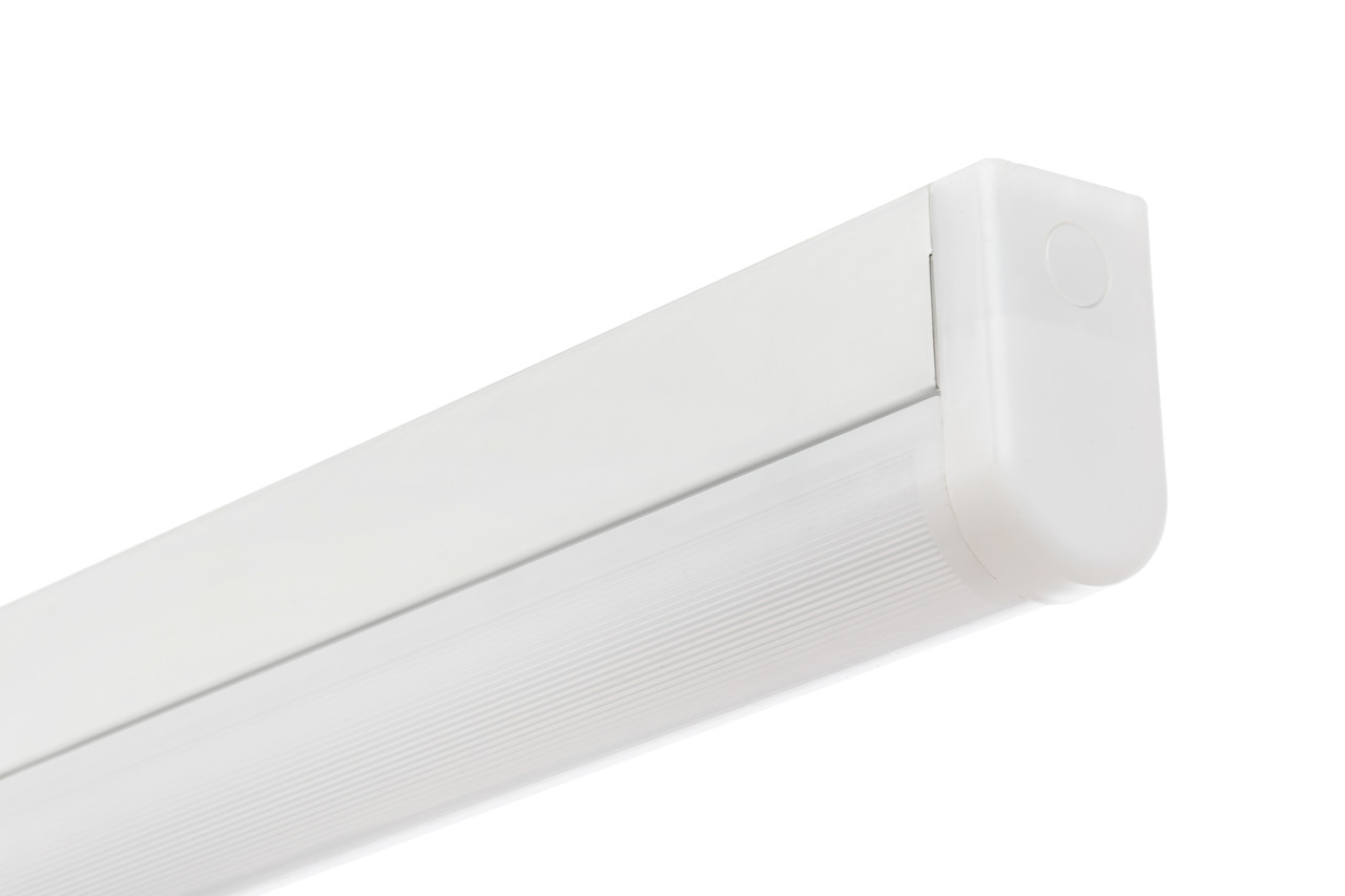Світильник лінійний накладний LED 18W MITZ S212 3000K/4000K 600мм опал 230V IP20 Mark1