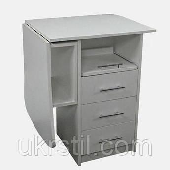 Складной маникюрный стол Queen 7