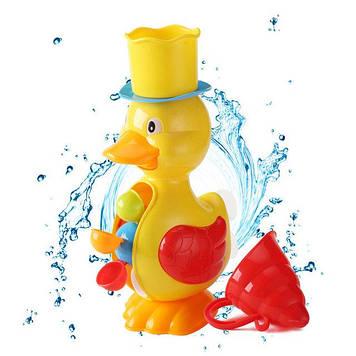 """Водяная мельница для ванны """"Утенок"""" Игрушка для развития ребенка"""