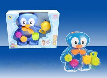"""Набор для ванной """"Пингвин"""" Игрушка для развития ребенка"""