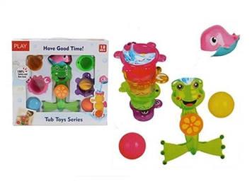 """Набор для ванной """"Лягушка"""" Игрушка для развития ребенка"""