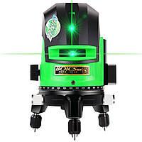 СУПЕРЯРКИЙ 2019! Зеленый луч-->50м Лазерный уровень BOICS СЕНСОРНОЕ УПРАВЛЕНИЕ