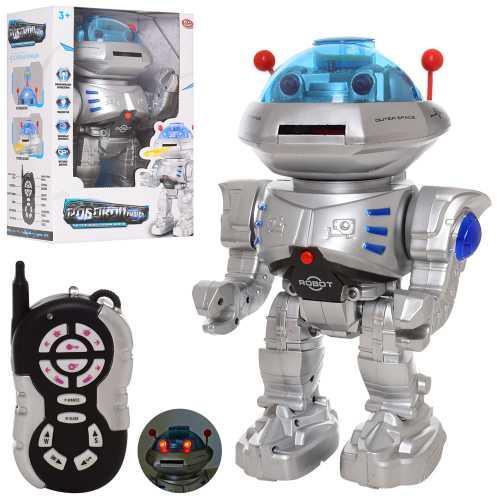 Робот на радиоуправлении Робот на батарейках Детский робот на радиоуправлении Детский робот