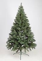 Сосна литая Царская искусственная 2.3м | Новогодняя пушистая елка сосна металл, фото 1