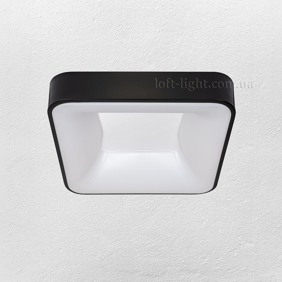 Люстра стельова світлодіодна 52-L61 BK