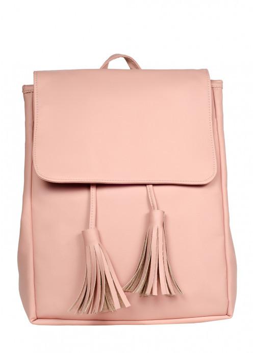 Женский рюкзак Пудровий рюкзак для девушки Женский рюкзак Рюкзак для девушки Рюкзак для прогулок