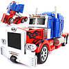 """Робот-трансформер """"Оптимус прайм"""" Робот на радиоуправлении Робот на батарейках Детский робот, фото 2"""