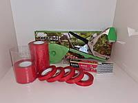 Набор для подвязки винограда , овощей и цветов : тапенер Tapetool лента 20 мотков скобы 10000 штук