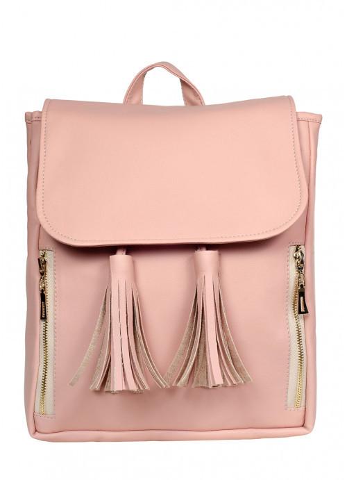 Розовый женский рюкзак Рюкзак для девушки Женский рюкзачок Рюкзак женский Рюкзак для женщин