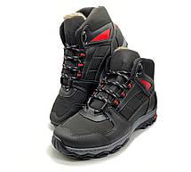 Мужские ботинки зимние прошитые на меху 41 размер, фото 2