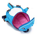 Рюкзак дитячий динозавр, фото 4