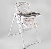 Детский стульчик для кормления Кресло для еды для девочки от 6 мес