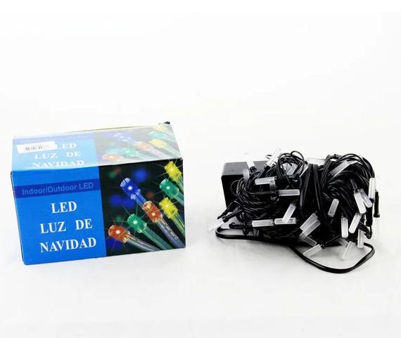 Гирлянда светодиодная Xmas LED 100 M-5 Мультицветная