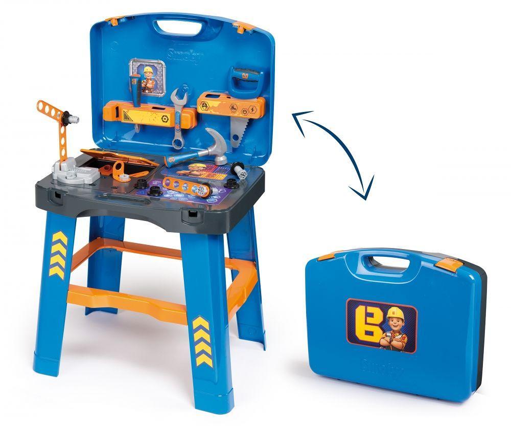 Мастерская игрушечная Боб строитель Smoby 360311