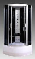 Гидромассажный бокс с глубоким поддоном AquaStream Comfort 99 HB, 900х900х2200 мм