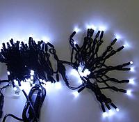 Гирлянда светодиодная Xmas LED 2.5 Line 100 W Белая Уличная, фото 1