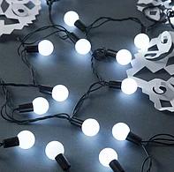 Гирлянда светодиодная Xmas LED 200 W-6-2 Белая