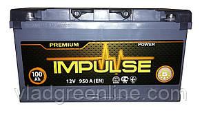 Аккумулятор Power Impulse Premium 100Ah
