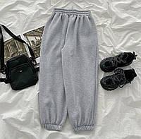 Женские теплые спортивные штаны, фото 1