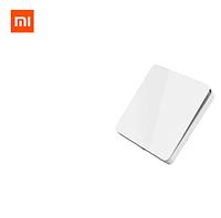 Базовый настенный выключатель Xiaomi Mijia 2 режима , одна кнопка MJKG01-1YL
