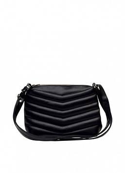Сумка кроссбоди женская черная сумка Сумка через плечо женская Женская сумка Сумка для девушки Сумочка женская