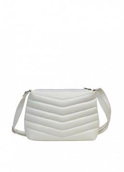 Сумка кроссбоди белая маленькая сумка Сумка через плечо женская Женская сумка Сумка для девушки Сумочка