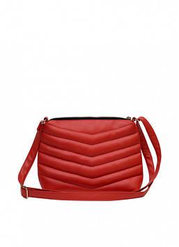 Сумка кроссбоди красная женская сумка Сумка через плечо женская Женская сумка Сумка для девушки Сумочка