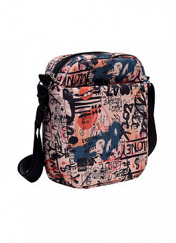 Мессенджер Мужская сумка через плече Сумка мужская из ткани Сумка мужская Сумка для парня