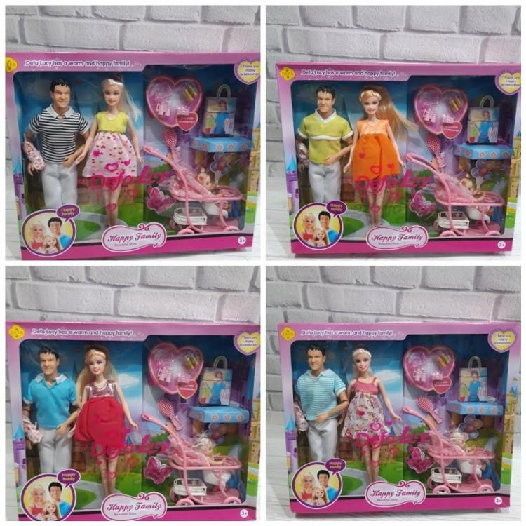 Кукла Семья (4 вида) Кукла детская Куклы для девочек Игрушечная кукла Кукла подарок