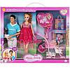 Кукла Семья (4 вида) Кукла детская Куклы для девочек Игрушечная кукла Кукла подарок, фото 6