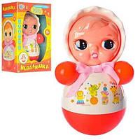 Детская игрушка неваляшка Неваляшка детская Детская игрушка-неваляшка