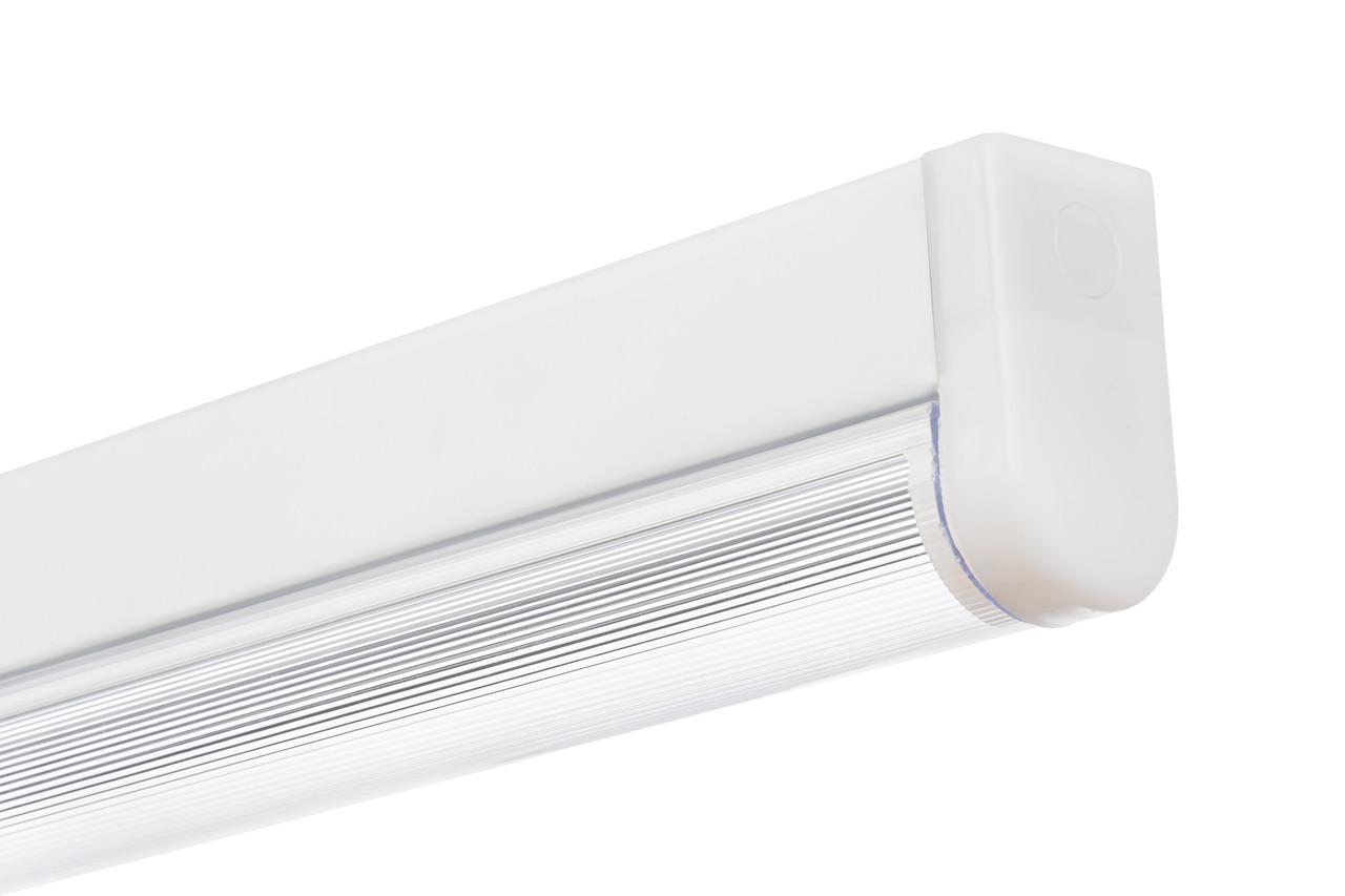 Світильник лінійний накладний LED 18W MITZ S212 3000K/4000K 600мм проз 230V IP20 Mark1