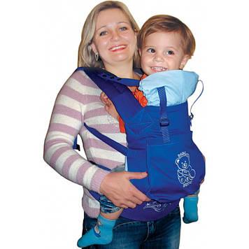 Переноска для деток  от 4 -х мес Рюкзак-кенгуру для самых маленьких Эрго-рюкзак  Рюкзак-переноска для малыша