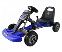 Каталка автомобиль с педалями.Каталка детский картинг с педалями