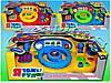 Руль музыкальный Игровой руль Детский руль Музыкальный руль Музыкальный руль для ребенка, фото 3