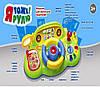 Руль музыкальный Игровой руль Детский руль Музыкальный руль Музыкальный руль для ребенка, фото 6