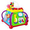 Развивающая музыкальная игра-логика Мультибокс Развивающая игрушка для детей, фото 4