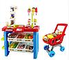 Игровой набор супермаркет Детский магазин Игрушечный супермаркет Игрушечный магазин Детский супермаркет, фото 2