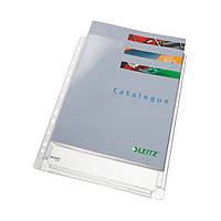 Файл для каталогов расширяющийся Leitz Premium A4 170 мкм глянцевый 10 шт