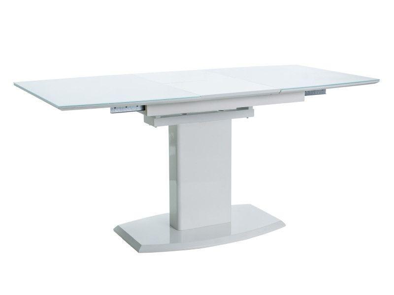 Стол обеденный Signal Austin / Белый AUSTINBB120