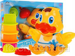 Игрушка для купания Водопад для ванной уточка 8823