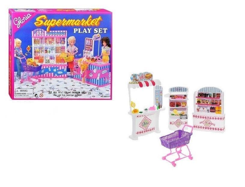 """Игрушечная мебель Детская игрушечная мебель """"Супермаркет"""""""