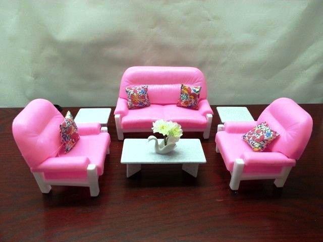 """Мебель Gloria """"Гостинная"""" Игрушечная мебель Детская игрушечная мебель Мебель игрушечная для детей"""