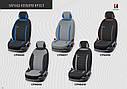 Чохли на сидіння EMC-Elegant Daewoo Nexia з 2008 р, фото 3