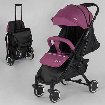 Коляска прогулочная детская Розовая детская коляска Коляска детская прогулка Прогулочная коляска
